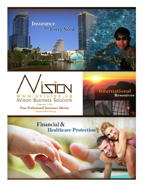 Avision Business Solutions Pte Ltd