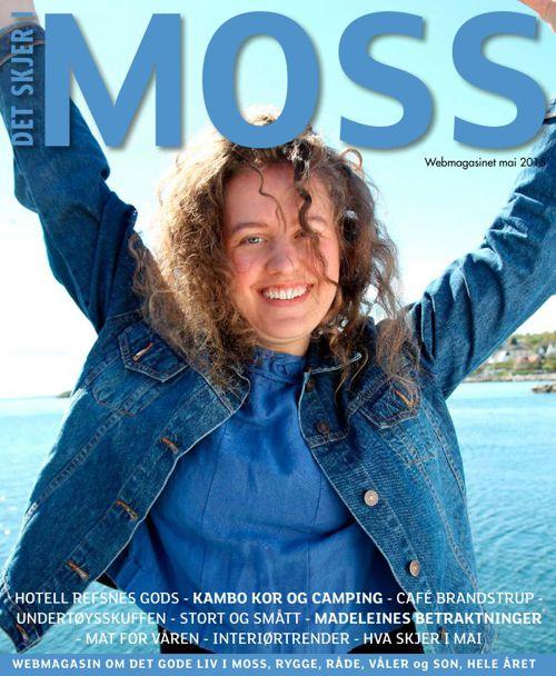 Det skjer i Moss webmagasinet  mai 2015