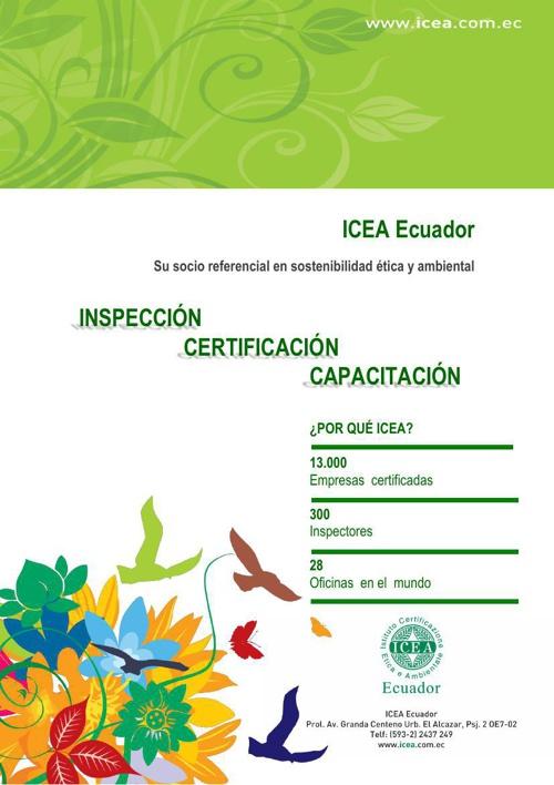 Brochure ICEA
