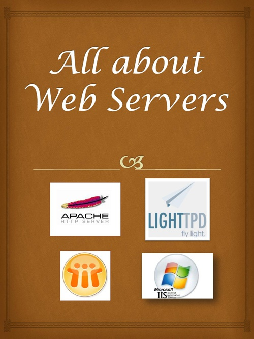 All about Web Servers