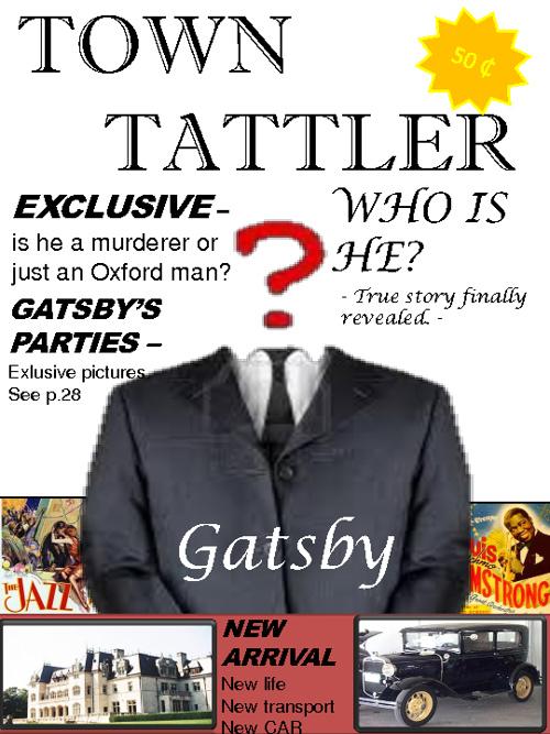 The Great Gatsby - Town Tattler