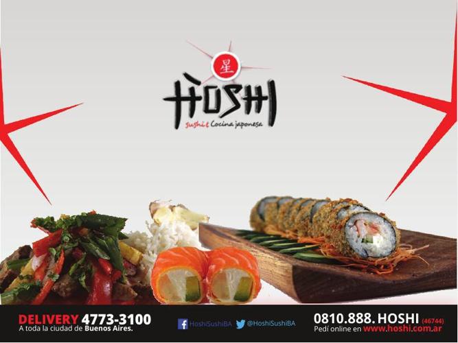 Hoshi Sushi & Cocina Japonesa