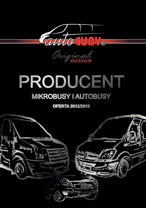 Auto-CUBY Katalog 2012-2013