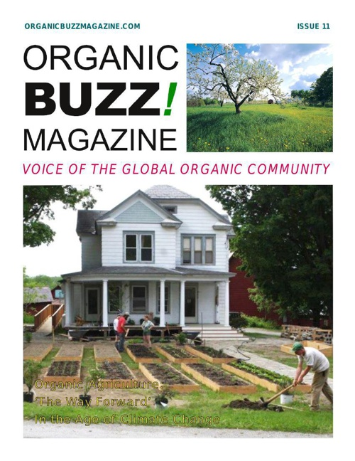 Organic Buzz Magazine Issue 11