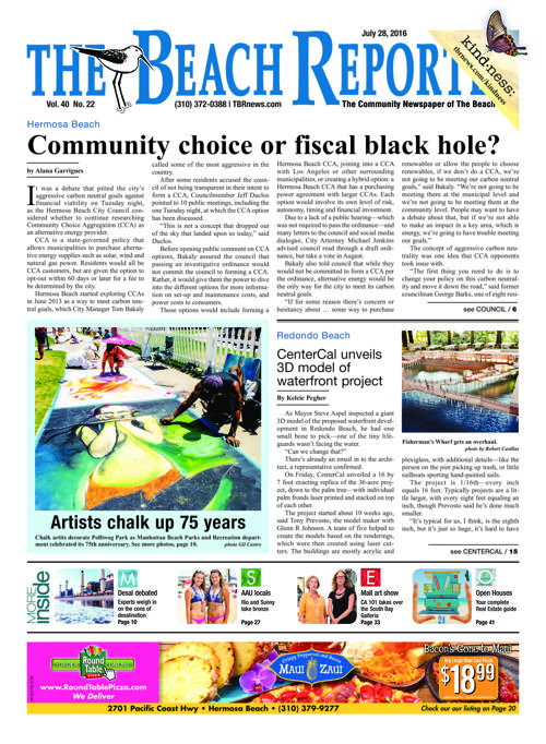 The Beach Reporter | July 28, 2016