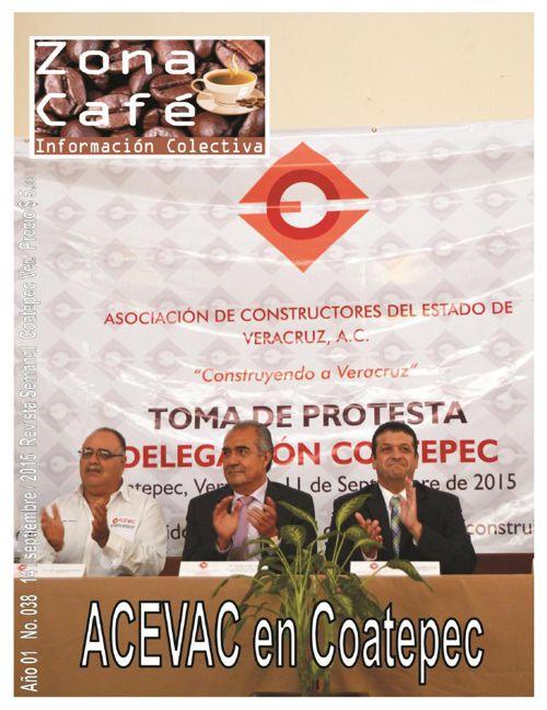 Revista Digital Zona Cafe Numero 038