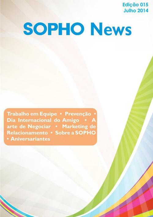 Sopho News Julho