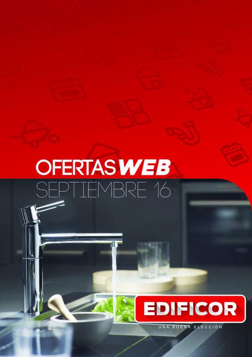 Catálogo Web Septiembre EDIFICOR