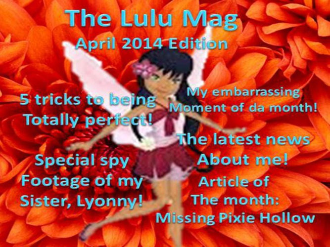 The Lulu Mag April 2014 Edition