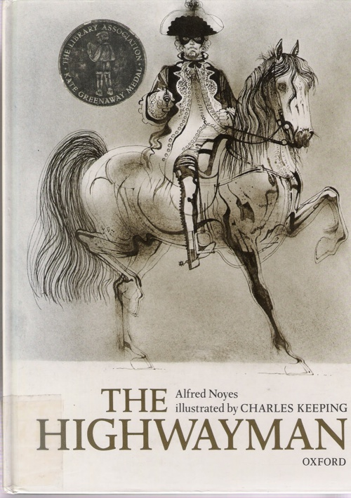 Copy of The Highwayman