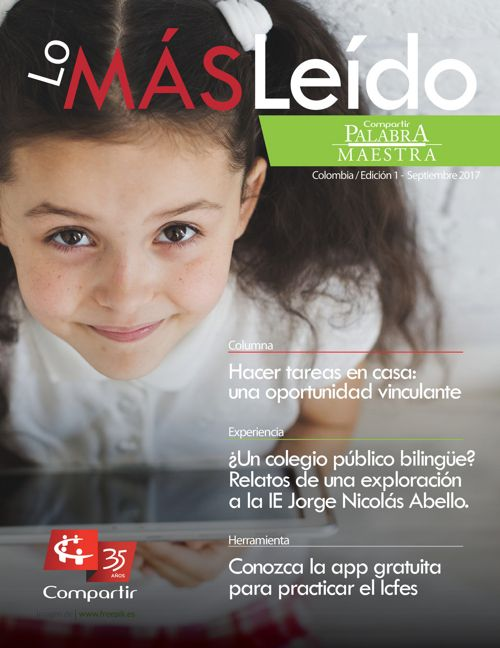 lo mas leido Palabra Maestra Edición 1