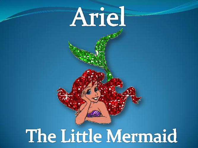 Ariel : The Little Mermaid