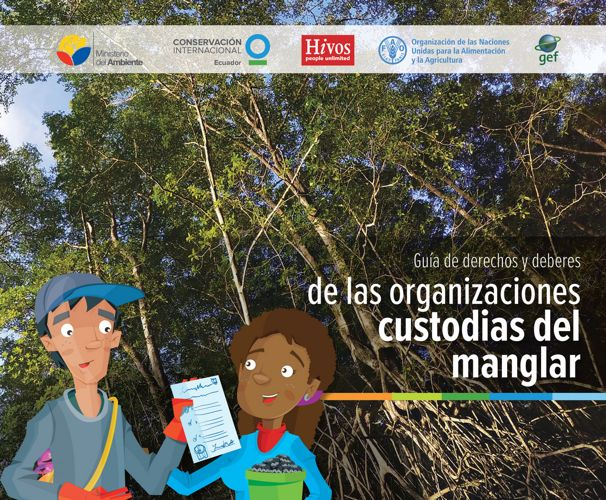 Guía para custodias del manglar