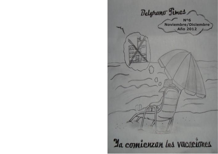 Belgrano Times Nº 6
