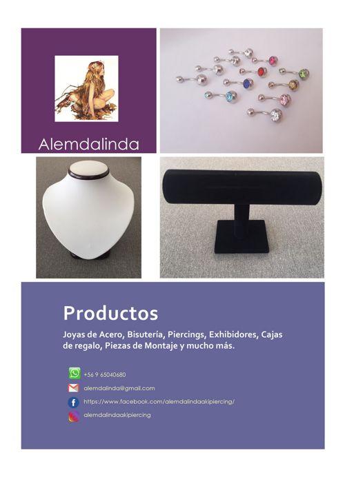 Catalogo Alemdalinda JUL2017