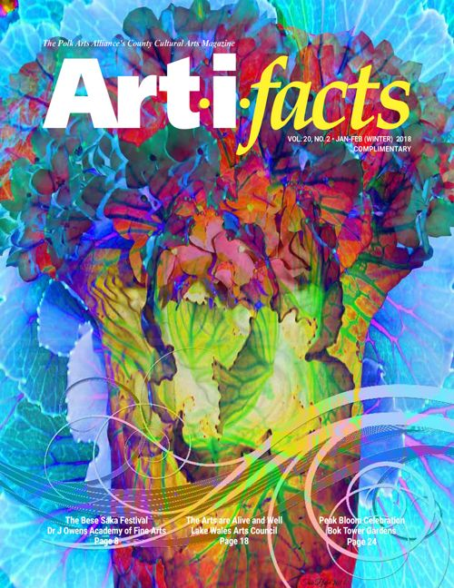 Art-i-facts Jan-Feb (Winter) 2018