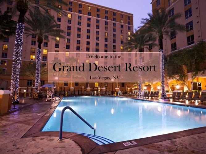 The Grand Desert Resort