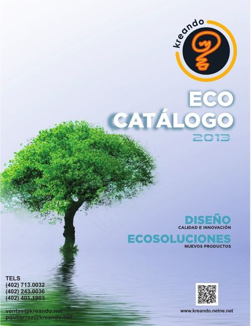2013 Kreando Eco Catalogo