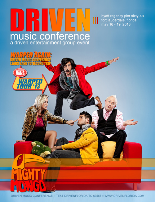 Driven Music Conference Florida May 2013 Program Guide