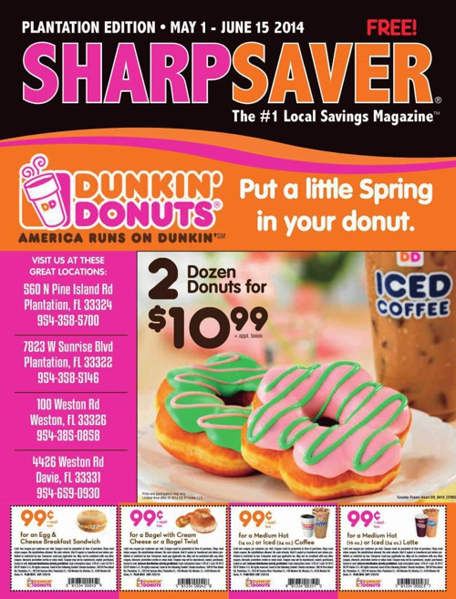 Sharp Saver Monthly Magazine
