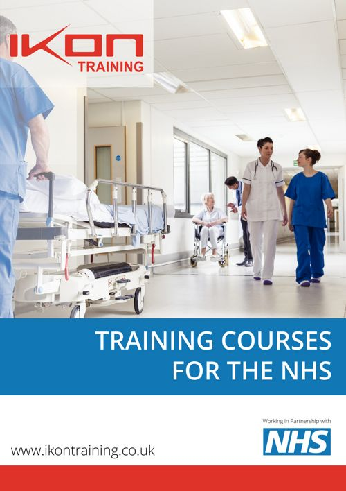 IKON NHS-Course-Booklet-2016-Spreads