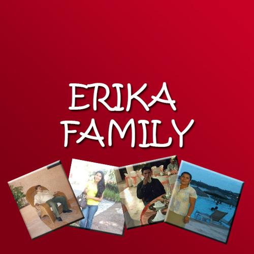 Erika's family.