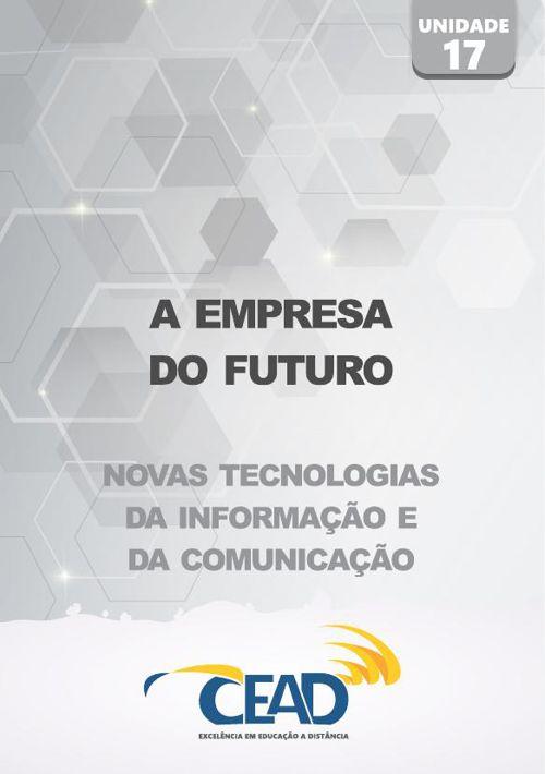 NOVAS TECNOLOGIAS - UNIDADE 17