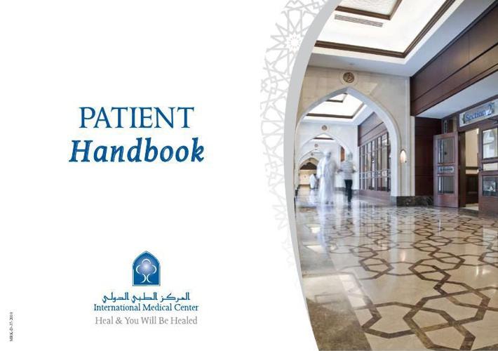 IMC Patient Handbook
