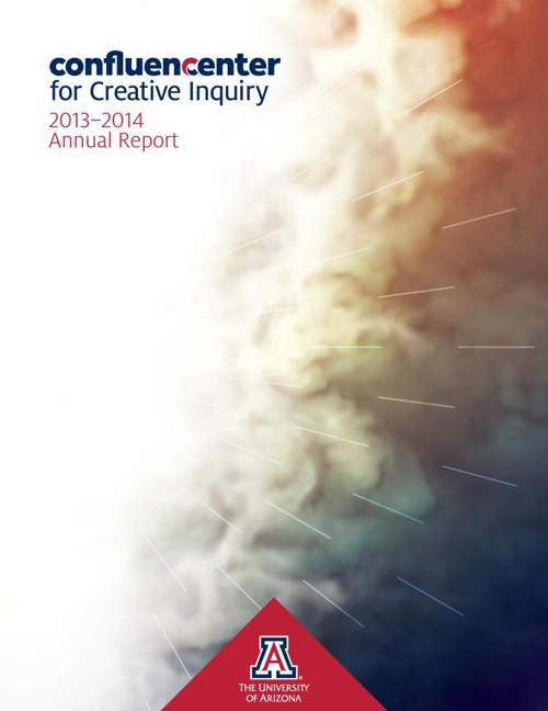 Confluencenter 2013-2014 Annual Report