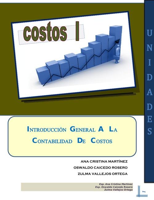 COSTOS I - MODULO COMPLETO