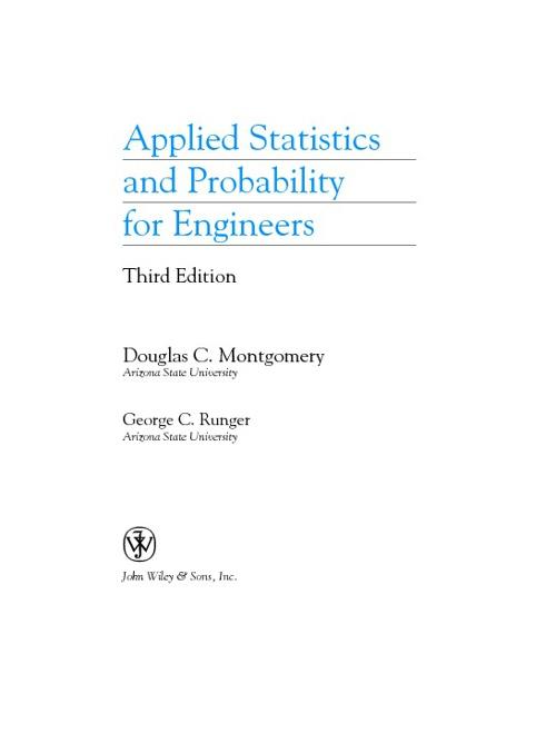 Estadística para ingenieros parte 1