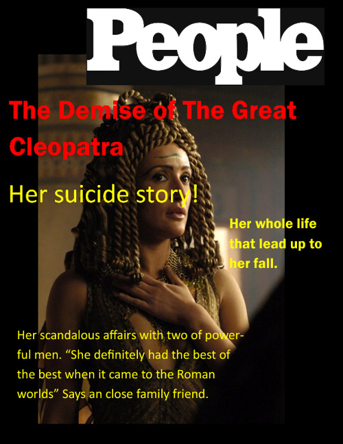 Copy of People: Cleopatra