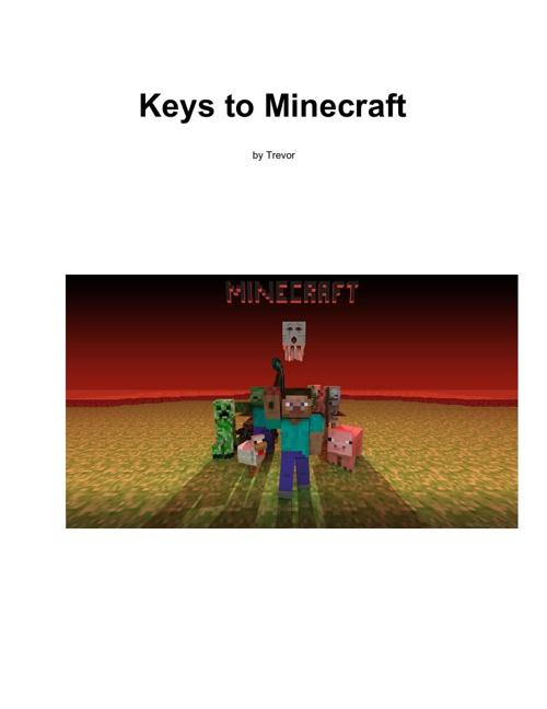 Keys to Minecraft