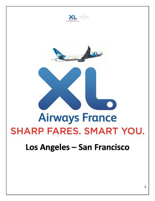 XL Report LA and SF