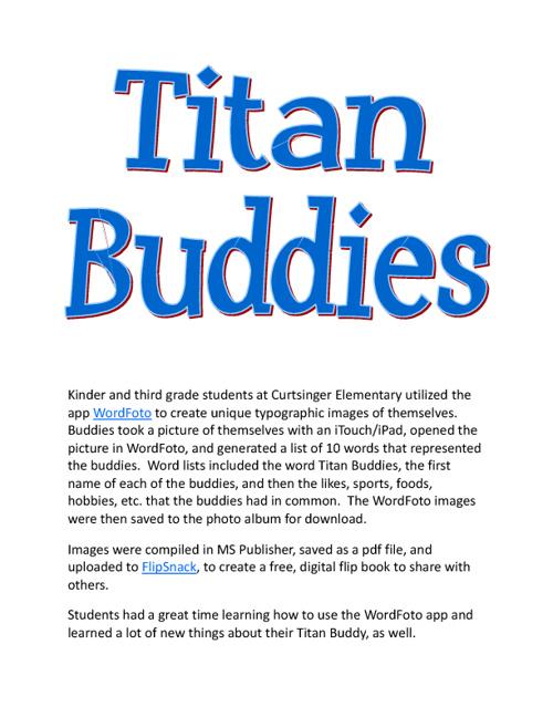 Titan Buddies - Rhodes & Phillips
