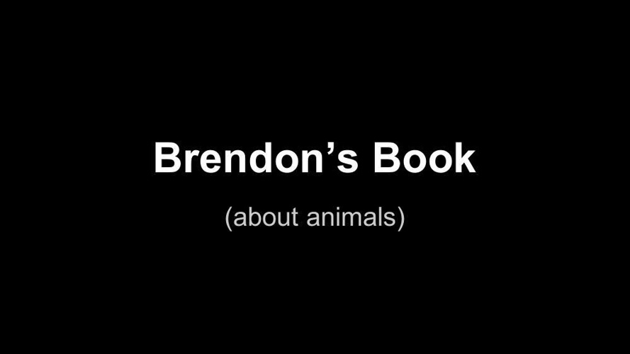 Brendons French Book