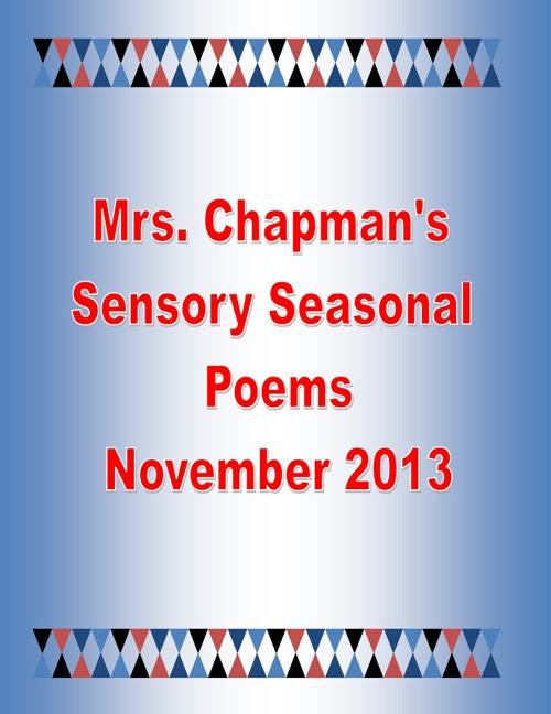 2 Mrs. Chapman's Sensory Seasonal Poems