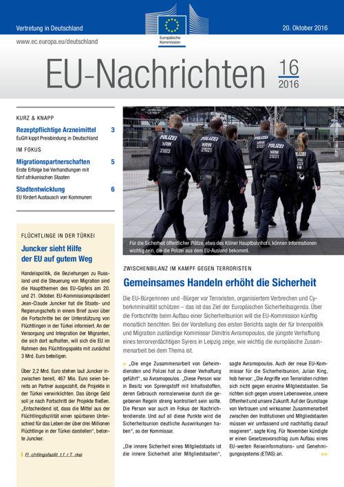 EU-Nachrichten #16