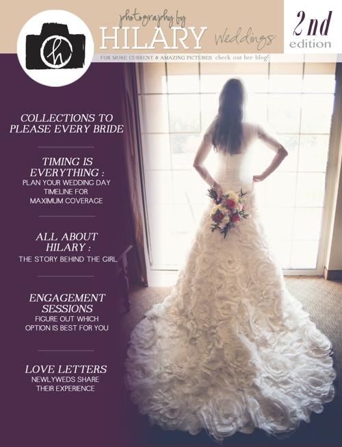 Photography by Hilary Wedding Magazine v2