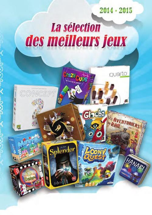 Catalogue jeux 2014