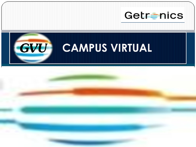 Campus Virtual Getronics Colombia