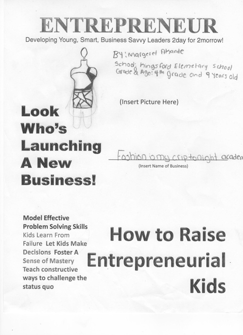 Young Entrepreneurs on the Rise!
