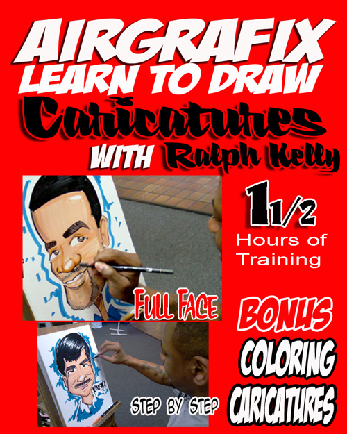 Copy of learn to draw caricatures