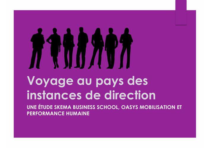 Copy of VOYAGE AU PAYS DES INSTANCES DE DIRECTION