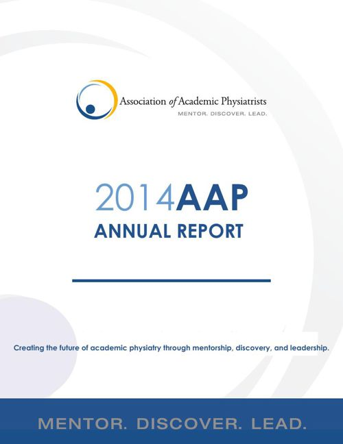 2014 AAP Annual Report - 6