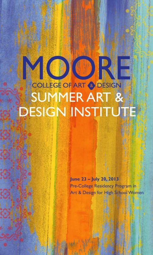Summer Art and Design Institute 2013