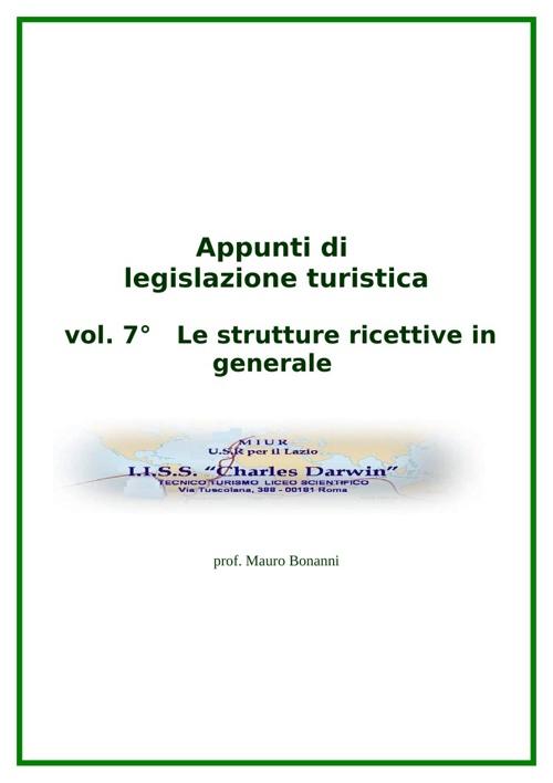 strutture ricettive in generale