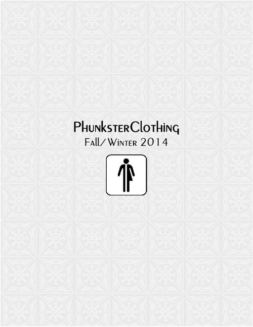 PhunksterClothing Lookbook