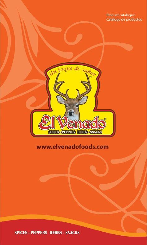 El Venado Foods Catalog
