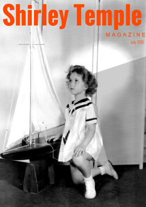 Shirley Temple Magazine 13th July